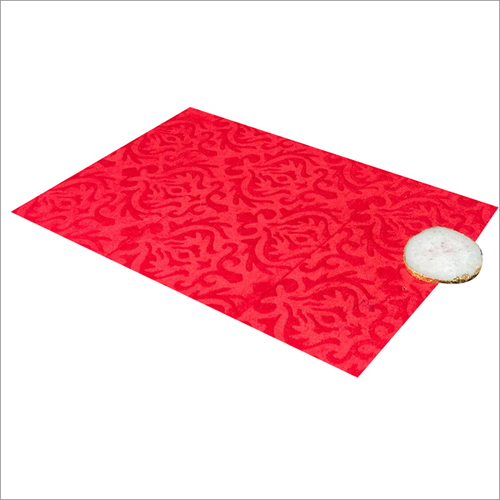 Velvet Table Mat
