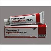 Fluorouracil Cream USP Cream