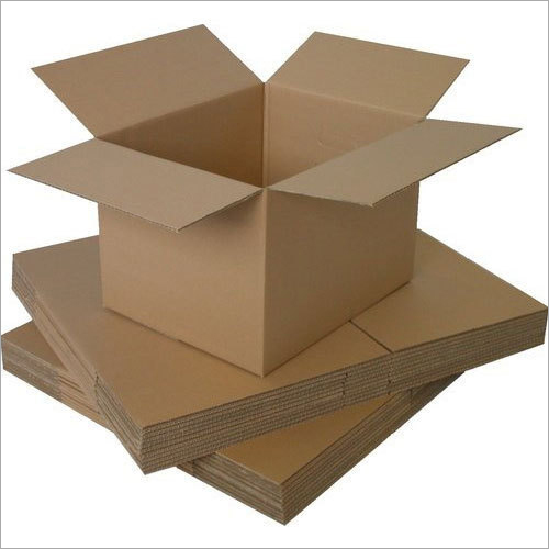3 Ply Plain Corrugated Box