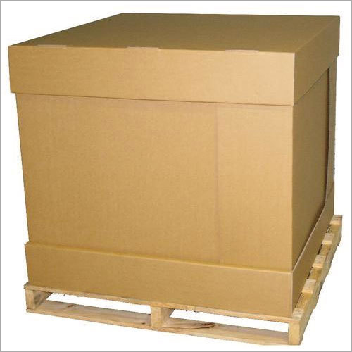 Heavy Duty Plain Corrugated Box