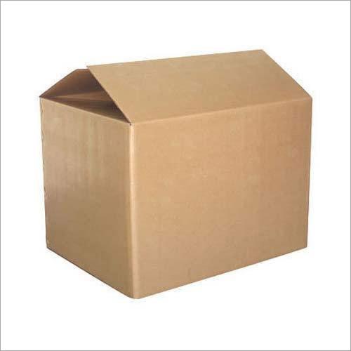 9 Ply Plain Corrugated Box