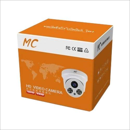 Camera Packaging Printed Corrugated Box