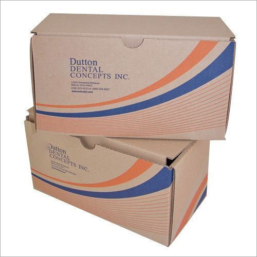 7 Ply Printed Corrugated Box