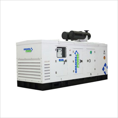 500KVA Greaves Power Diesel Generator Set