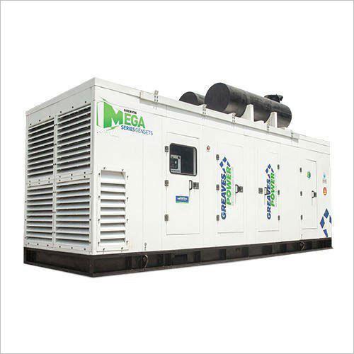 Greaves Diesel Generator