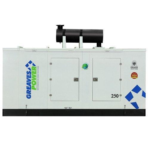 250KVA Greaves Generator