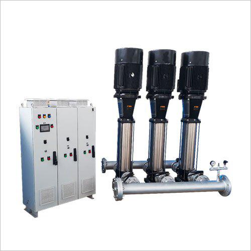 Pressure Boosting Hydropneumatic Pump System