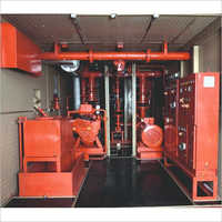Containerised Fire Pumpset