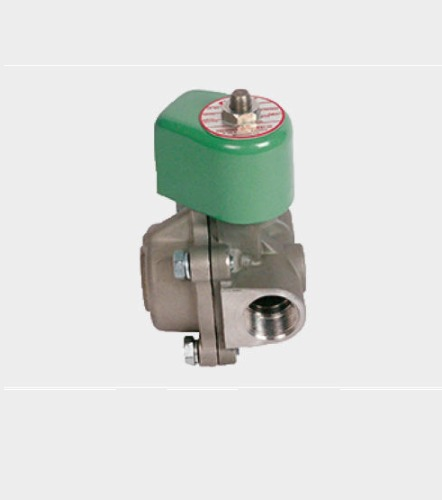 2 Way High Pressure Solenoid Valves