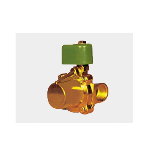 Forged Brass 2 Way High Pressure Solenoid Valves