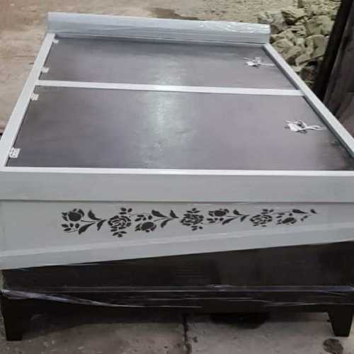 Metal Box Bed