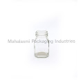 250 g Sq. honey Glass Jar