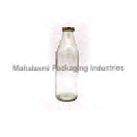 250 ml Milk Glass Bottle