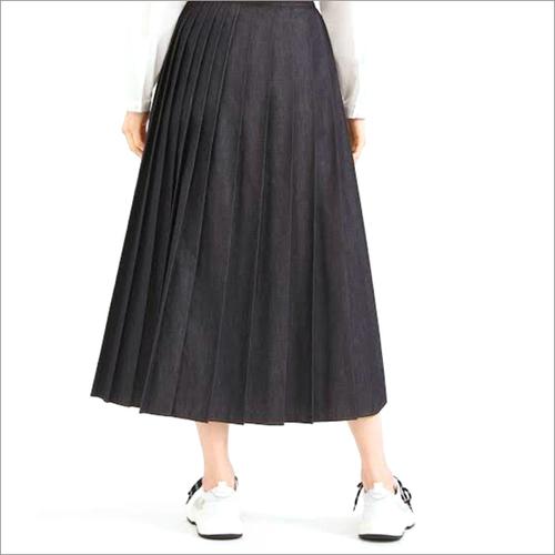 Ladies Plain Skirt
