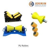 Polyurethane Rubber Roller