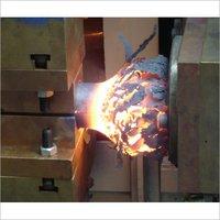 Industrial Metal Gathering Machine