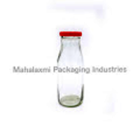 Frosted Dropper Glass Bottle
