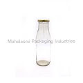 Tubular Flint Glass Vial