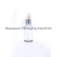 1 L Sq. Milk Glass Bottle
