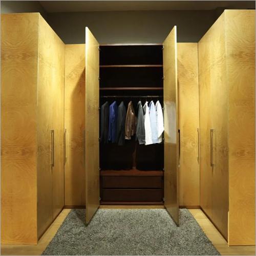 Simple Shutter Wardrobe