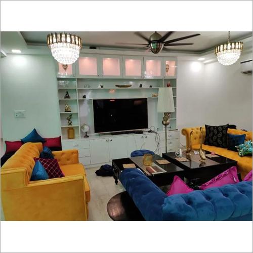 Interior TV Unit