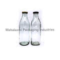 1 L Milk GLass Bottle Family