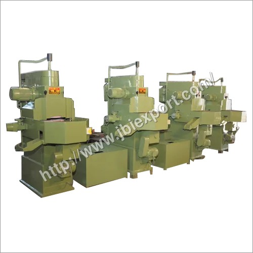 Duplex Grinding Machine