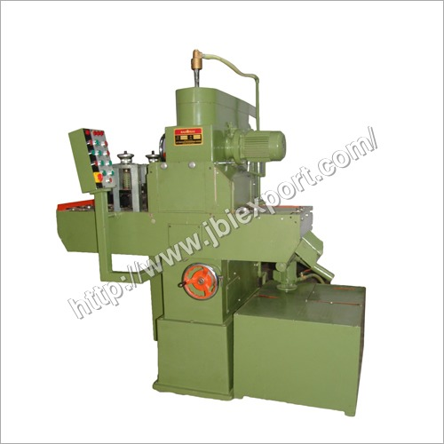 Through Feed Duplex Grinding Machine