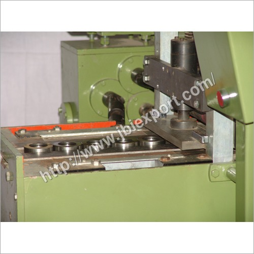 Through Pass Duplex Grinding Machine