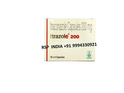 Itrazole 200mg Capsule