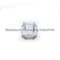 100 ml Hexa Glass Jar