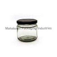 250 ml Hexa Glass Jar.