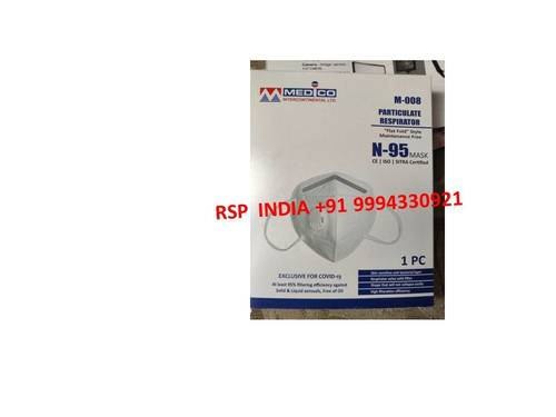Medico M-008 Particulate Respirator N95 Mask