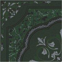 Black Ceramic Glossy Floor Tiles
