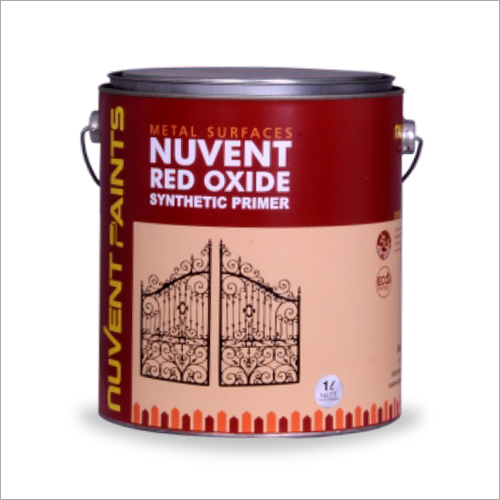 Nuvent Red Oxide Primer