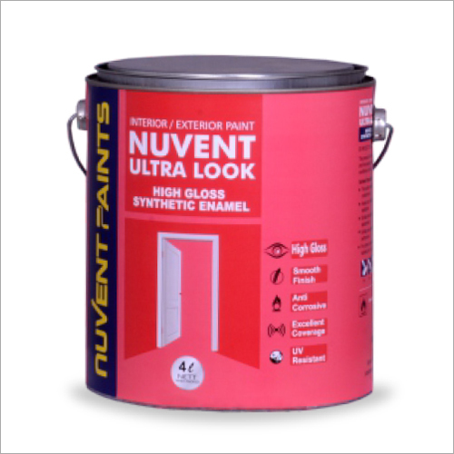 Nuvent Ultra Look High Gloss Synthetic Enamel