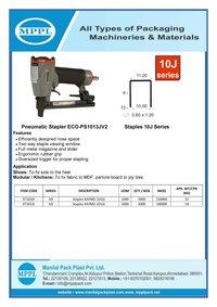 Pneumatic Stapler ECO-PS1013JV2