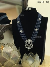 Beautiful American Diamond Necklace set