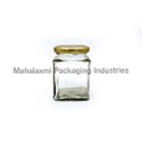 400 ml ITC Square Jar