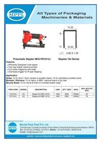 Pneumatic Stapler NEO-PS1013J