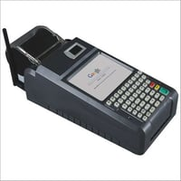 Hand Held Toll Bill Collection Machine