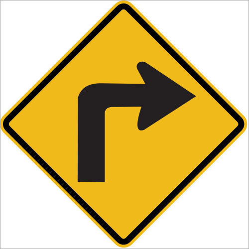 Road Signage Arrow