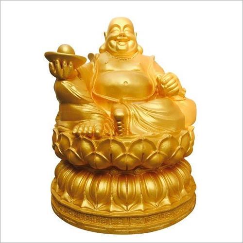 Fiber Laughing Buddha Statue
