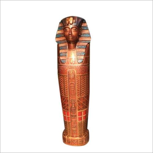 Fiber Mummy Statue