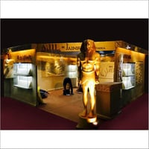 Fiber Exhibition Stall