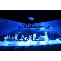 Decorative FRP Wedding Stage