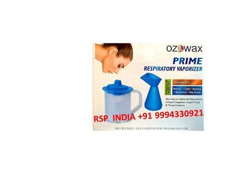 Ozowax Prime Respiratory Steamer