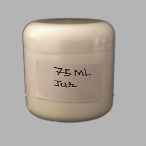 75ml with Inner and Cap HDPE Jar