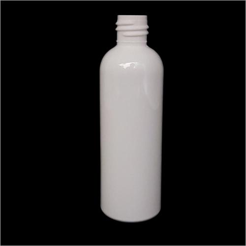 100 ml White Round PET Bottle