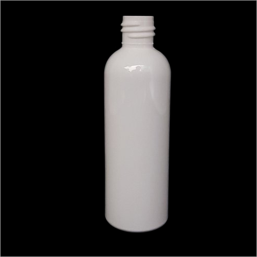 100 ml White Round PET Bottle